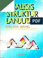 Analisa Struktur Lanjutan 2