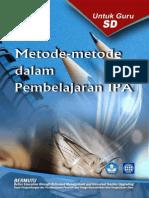 Metode-Metode Dalam Pembelajaran IPA