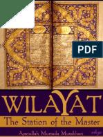 Wilayat - The Station of the Master - Ayatullah Murtada Mutahhari - XKP