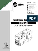 Parts Traiblazer 302