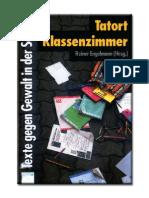 Engelmann, Reiner (Hrsg) - Tatort Klassenzimmer