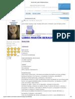 Recetario Martin Berasategui