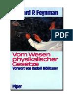 Feynman, Richard P. - Vom Wesen Physikalischer Gesetze