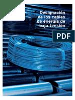 Designación Cables