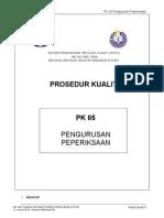 Pk 05 Pengurusan Peperiksaan