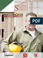 CHS - Certified Hydraulic Specialist