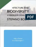 Stefano Boeri Architetti - Doha biodiversity presentation