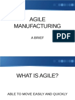 Agile Manufacturing, CIM, Computer Integrated Manufacturing, Mechanical engineering