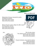 Sitio Do Pica-Pau Amarelo Letra