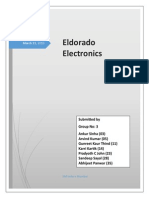 Group 3 - Canonical (Eldorado Electronics)