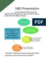Sony AIBO Presentation Draft_5Oct2011_EMILY