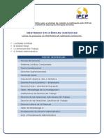 Mestrado em Ciências Jurídicas - Paraguai