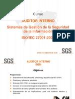 1 SSC Auditores Internos ISO 27001 Rev 1