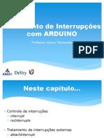 08 Arduino and Proteus - Interrupt
