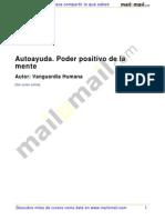 Autoayuda Poder Positivo Mente 26835