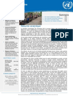 Madagascar - Bulletin Humanitaire - (Novembre 2013 - Janvier 2014)