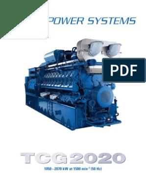 MWM TCG 2020 | Coolant | Engines