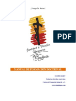 Manual de Formacion Doctrinal