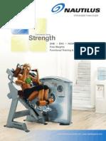 Nautilus Strength Catalog Revised