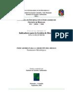 02 Fundamentos Metodologicos Indicadores BID-IDEA Fase I