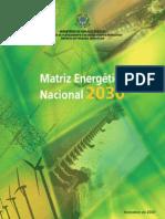 Matriz Energetica Nacional 2030 ( estudo de 2007 ).pdf