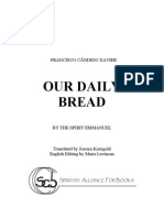 Our Daily Bread - FRANCISCO CÂNDIDO XAVIER