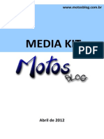 Media Kit Motos Blog