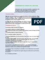 Concept Des Meridiens en Medecine Traditionnelle Chinoise