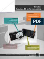 Blender Recursos 3d en La Ensec3b1anza Oct 2013