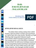 Hukum Jenayah Dalam Islam-syed Othman