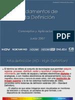 Fundamentos de HD (Julio 2007)