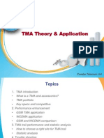 TMA Theory and Application