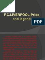 Fc Liverpool Prezentare Power Point