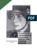 Les raisons de l'engagement de volontaires français sous l'uniforme allemand.pdf