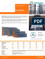BIPV Datasheet Screen En