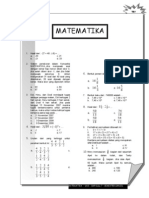 Soal Matematika Smp Kelas 7
