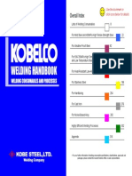 Kobel Co WELDING HAND BOOK