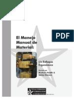 El Manejo Manual de Materiales