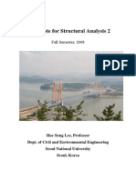 2000 Structural Analysis 2