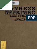 Harness repairing (1921)