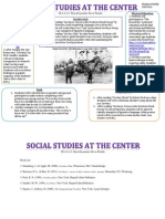social studies at the center