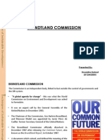 Burndtland Commission