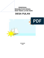 Contoh Proposal Rs Rtlh