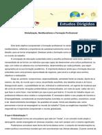 PDF - Globalizacao Neoliberalismo e Formacao Profissional