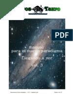 Anonimo - Manual Para El Nuevo Paradigma Volumen 3