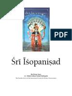Sri Isopanisad