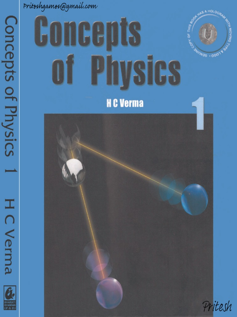 Concepts of physics by hc verma volume1 rotation around a fixed concepts of physics by hc verma volume1 rotation around a fixed axis collision fandeluxe Gallery