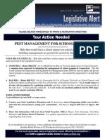 Connecticut Legislative Alert CCM Pesticide Ban Resources