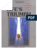 Life's Triumph:research on messages received by Francisco Xavier - Paulo Rossi Severino