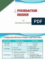 10. Pile Design